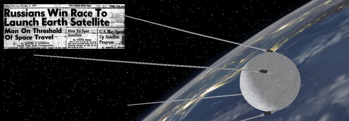 The Very First Artificial Satellite