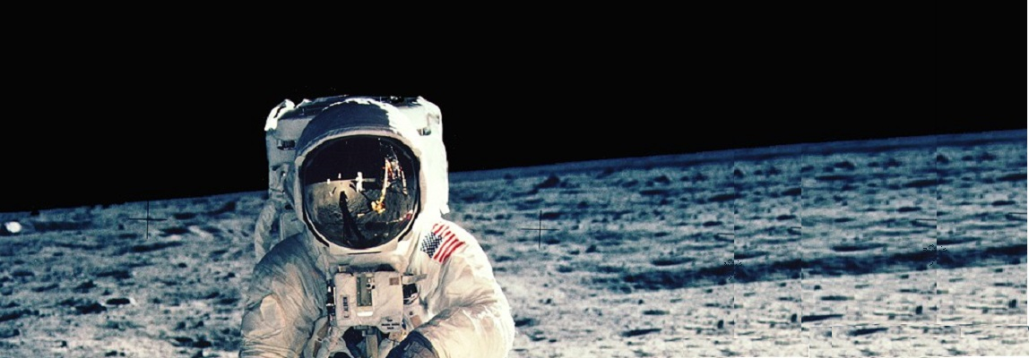 That's one small step for [a] man; one giant leap for mankind.